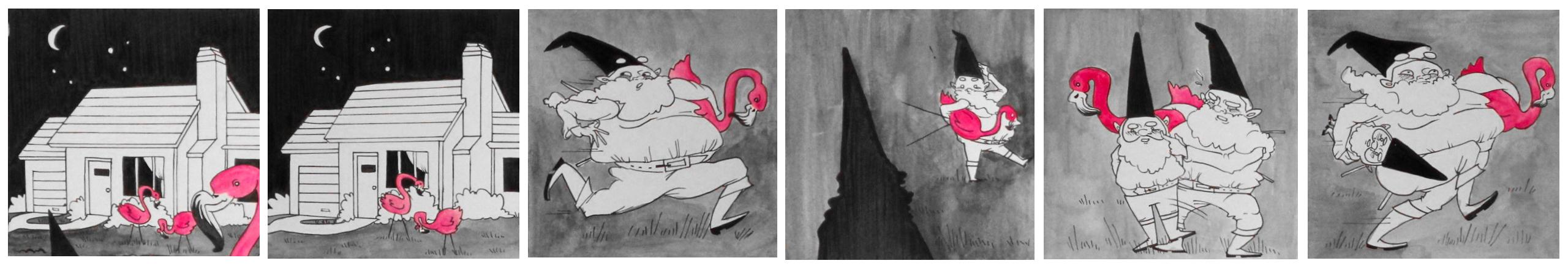Gnome Mischief